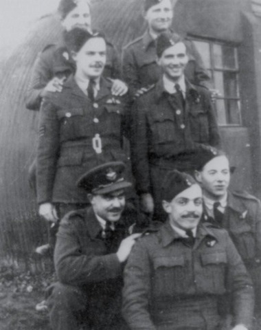 Crew Lancaster Hämikon