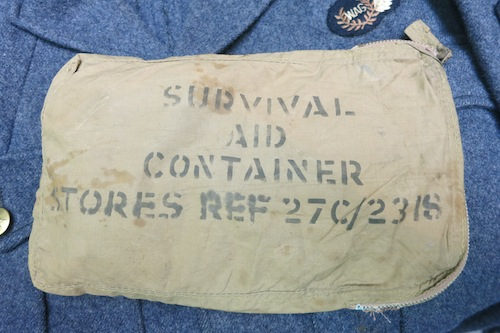 Survival Aid Container